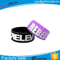 country flags bracelet/fancy rubber bands/bracelet with custom logo