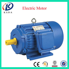 Y series AC three phase electric motor 4kw 5.5hp