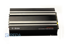 RAA-400 RMS 5000W class AB Digital 4 channel subwoofer bass 90db super efficient stable car amplifier