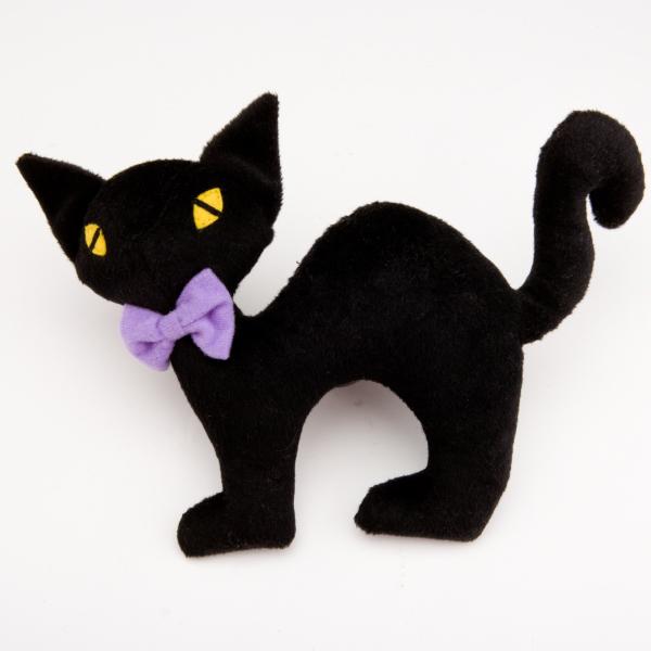 Чёрный кот своими руками 94