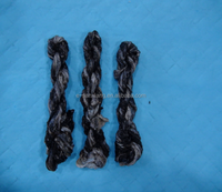 dried cod fish skin braided dog snacks