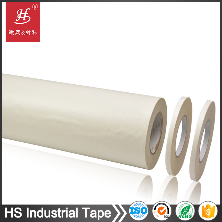 Double-coated acrylic adhesive hotfix transfer tape for digital product part permanent bonding