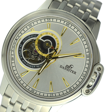 Dansiter Skeleton Automatic Mechanical Movement Visible Movement Mechanical Watch Man Watch