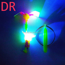 HY--588A flashing flare copter flying amazing led arrow helicopter toy