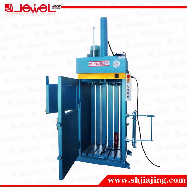 JP8060T15 CE China plastic film hydraulic baling press machine