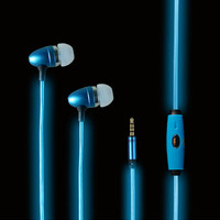 2017 New EL Luminous Earphone Glow