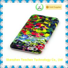 Custom 3D Glow in Dark Printing Orc Design Plastic Back Cover Case for iPhone 4 5 5s 5C 6 6s 6 plus