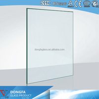 Stable Quality Clear Float Glass