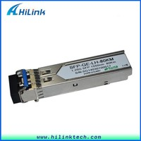 Dual Fiber SFP Optical Transceiver 1