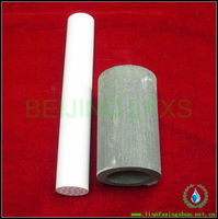 high temperature 95%-99% alumina membrane tube for water & waste water