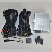 lpg/cng auto gas engine ecu /5/6/8 cylinder conversion kits for automobile fuel system