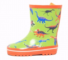 Good Price Cute Rubber Rain Boots Kids Shoe Cover