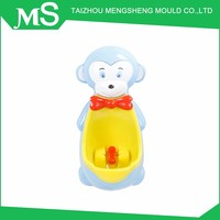 Wholesale OEM Service Kids Urinal Injection Plastic Mold