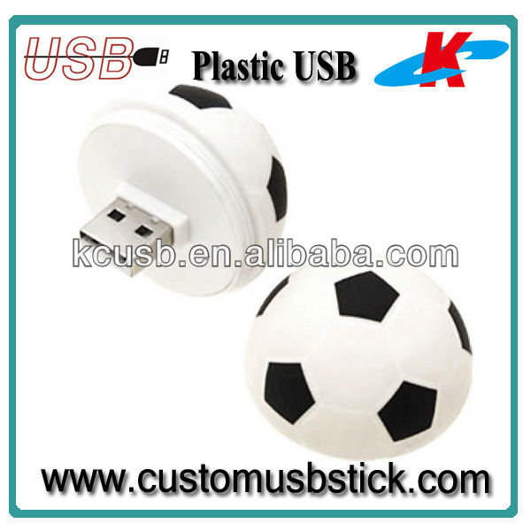 Promotional football usb flash drive 8gb