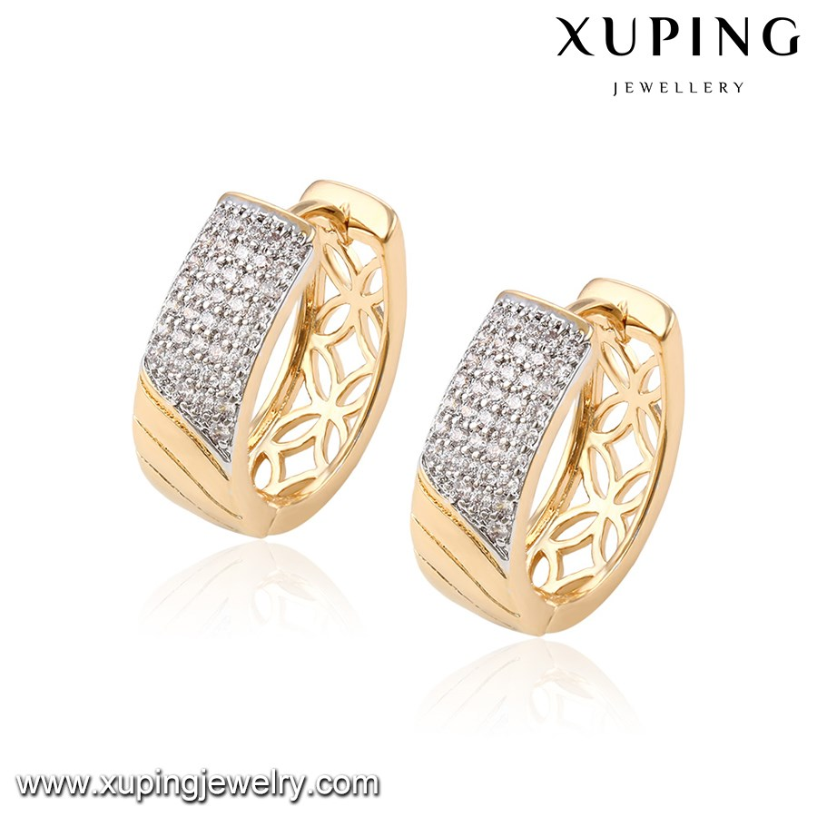 S Gold Earrings Designs For Small Top