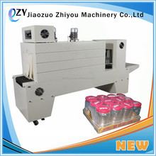 Small Pallet Pet Bottle Shrink Wrapping Machine (whatsapp:0086 15039114052)