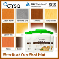 Water Based color lacquer paint for furniture