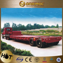 Main product 7CX-5T tipping farm truck trailer 3 axles/tri-axle transportation, truck trailer spare parts