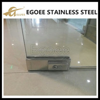 Manufacture Durable Wall Mounted Sliding Door