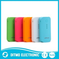 5600mA universal portable power bank portable charger for iPhone smartphone/tablet