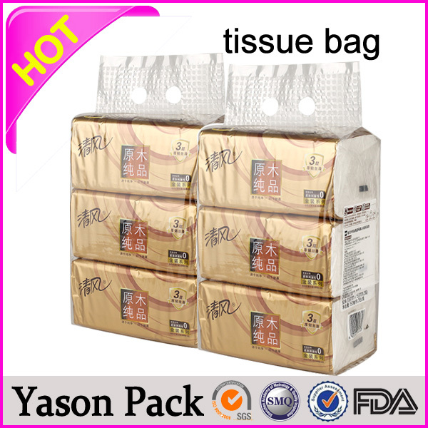 Yason paper handle bags paper jewelry bag paper glass cover