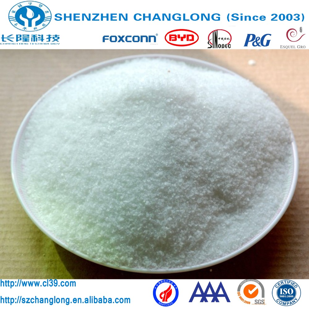 China 14 years Professional Exporter of Polyacrylamide CPAM/ PAM/ APAM for Oill Drilling