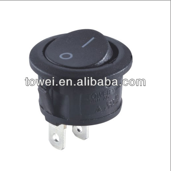 New most popular kcd1-2 3 pin rocker switch