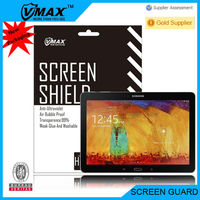 printed screen protector for Samsung Galaxy Note 10.1 2014