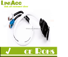 3.5mm Audio Input to Stereo RCA Marine Off Road Cable