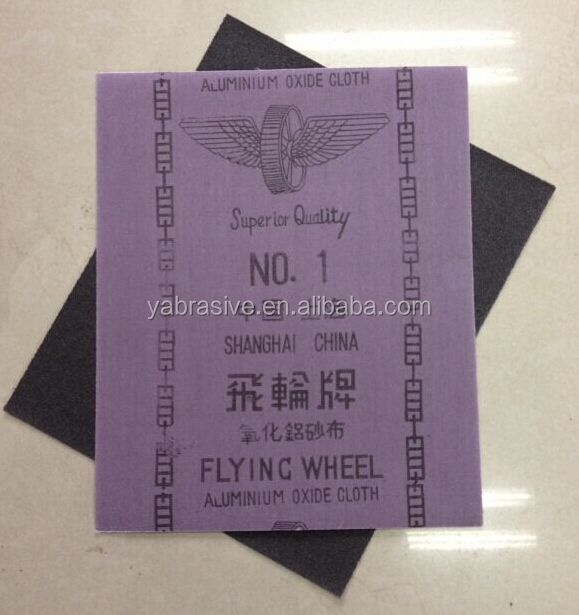 Flying Wheel Abrasive emery Cloth