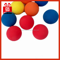 2015 Unique High Density EVA Foam Rubber Bouncing Ball