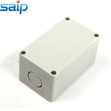 ABS Material Waterproof Electrical Terminal Block Box Junction Box 85*50*43mm