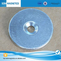 Professional Customized High Quality Strong Magnet Ring Rare Earth in China