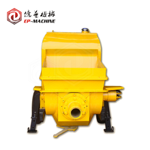 2016 new technology mini beton pump with best price