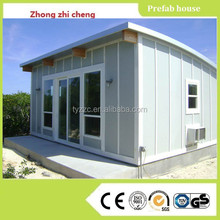 Hot sale prefab house with low price for sale