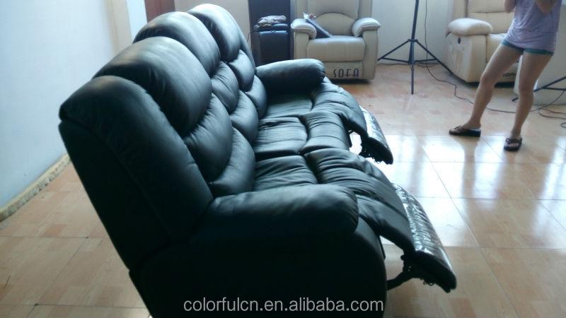 Singapore Living Room Chesterfield Sofa Recliner Sofa521