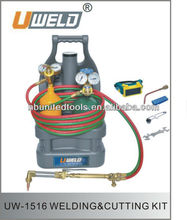 Plastic Gas Welding Kit UW-1516