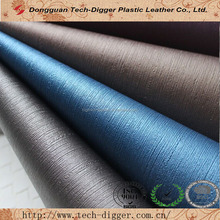 Decorate PVC synthetic Leather for furniture