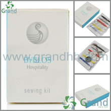 Travel sewing kit G2703 hotel fix repair travel set
