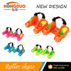 High quality flashing roller skate wheels for kids and adlut
