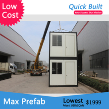 Africa movable foldable prefabricated container houses