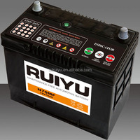 Dry Charged Battery Type and 12V Voltage electric car batteries sale