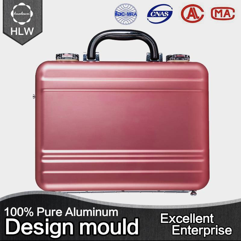 HLW abs luggage hair stylist beauty cases