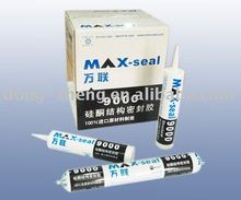 Max-seal 9000 Structural Glazing silicone sealant
