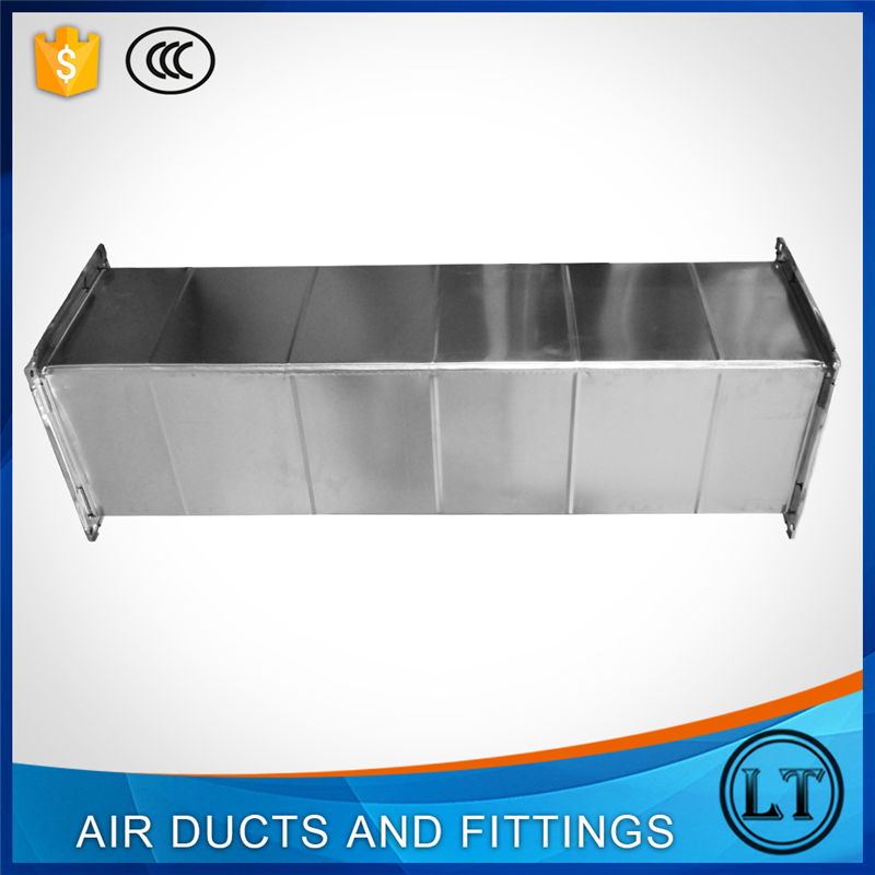 Hot-selling air conditioner insulation ducting galvanized ventilation duct