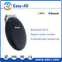 Best portable wireless speaker noise cancelling voice dialing function handsfree bluetooth car kit