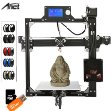Anet a2 3d digital printers with LCD display i3 mega structure