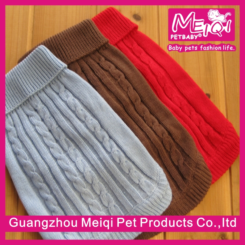 Good Quality Dog Sweater Warm Pet Dog Sweater cashmere dog sweaters