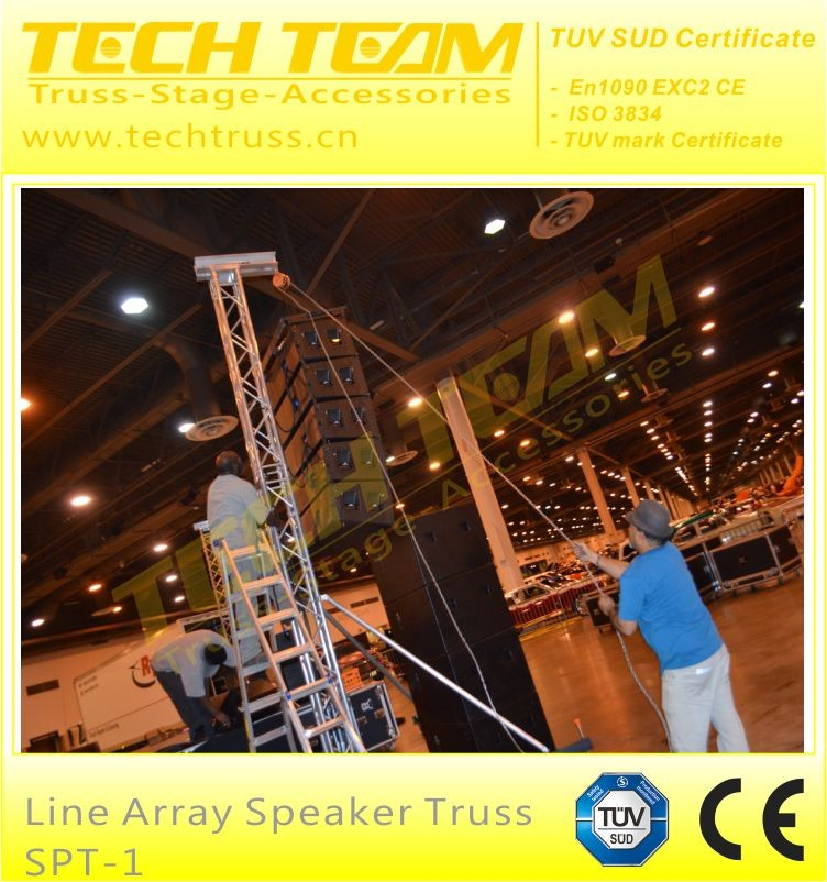 Speaker Truss Hanger , speaker truss tower array line
