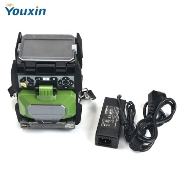 2018 hot sell AV6481 optic splicing machine optical fiber fusion splicer